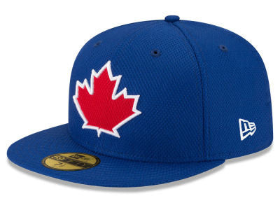 Toronto Blue Jays Authentic 59Fifty Royal Alternate Game Cap