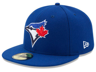 Toronto Blue Jays Authentic 59Fifty Royal Game Cap