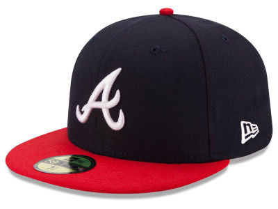 Atlanta Braves Authentic 59Fifty Diamond Era Game Cap