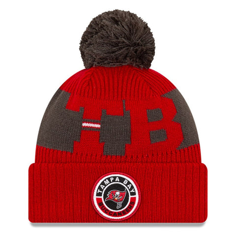 Tampa Bay Buccaneers 2020 Official Sideline Beanie