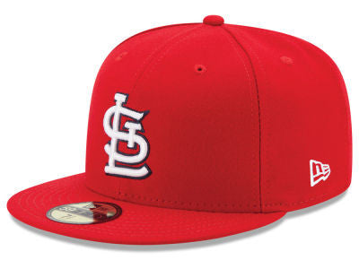 St Louis Cardinals Authentic 59Fifty Red Game Cap