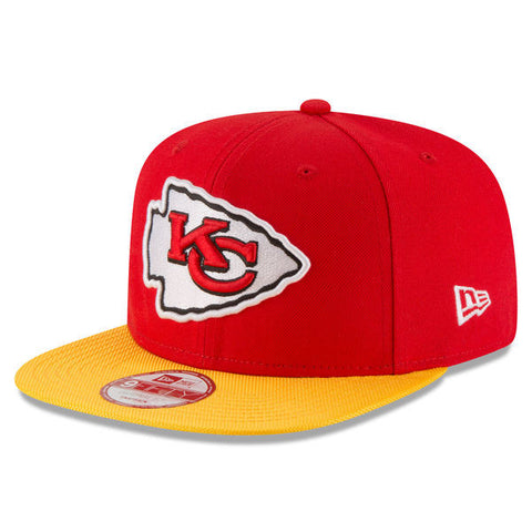 Kansas City Chiefs Sideline Snapback Cap