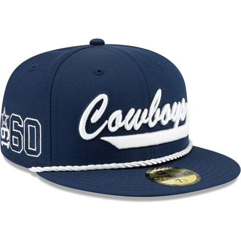 Dallas Cowboys New Era 2019 Sideline Official Home 9FIFTY Snapback Cap