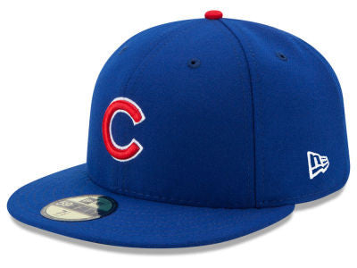 Chicago Cubs Authentic 59Fifty Game Cap