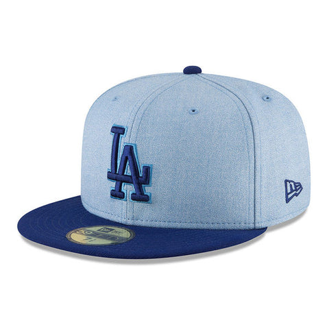 Los Angeles Dodgers 2018 New Era 59FIFTY Father's Day Cap