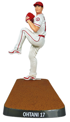Los Angeles Angels Shohei Ohtani Sports Figurine