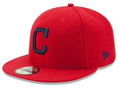 Cleveland Indians Authentic 59Fifty Home Game Cap