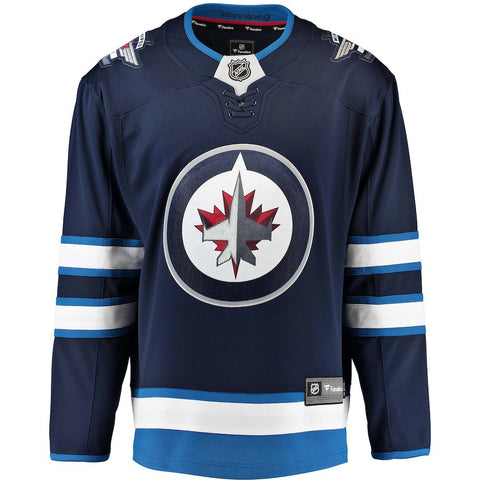 Winnipeg Jets Home Breakaway Jersey