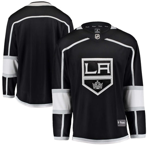 Los Angeles Kings Black Home Breakaway Jersey