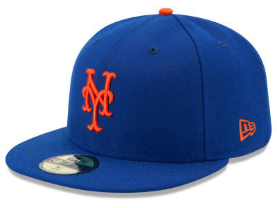 New York Mets Authentic 59Fifty Game Cap