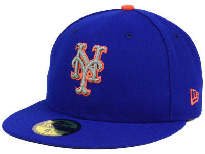 New York Mets Authentic 59Fifty Royal Game Cap