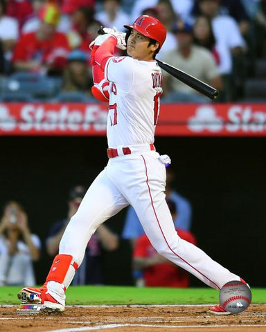 Los Angeles Angels Shohei Ohtani Licensed 8x10 Photo #1