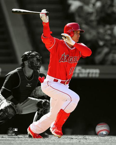 Los Angeles Angels Shohei Ohtani Licensed 8x10 Photo #6