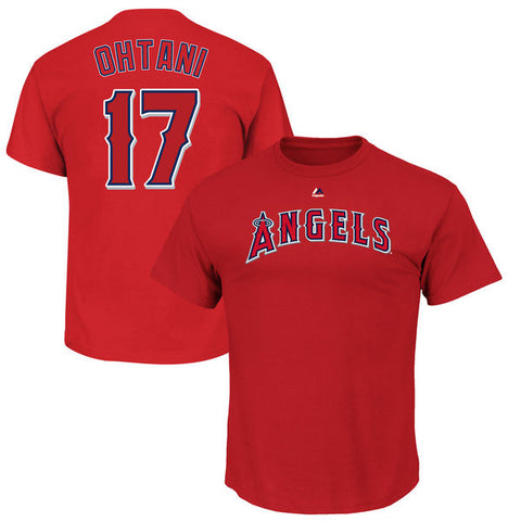 Los Angeles Angels Shohei Ohtani #17 Player Shirt