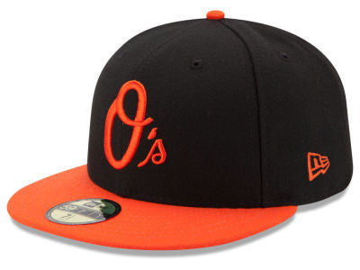 Baltimore Orioles Authentic 59Fifty Alternate Game Cap
