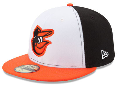 Baltimore Orioles Authentic 59Fifty Home Game Cap