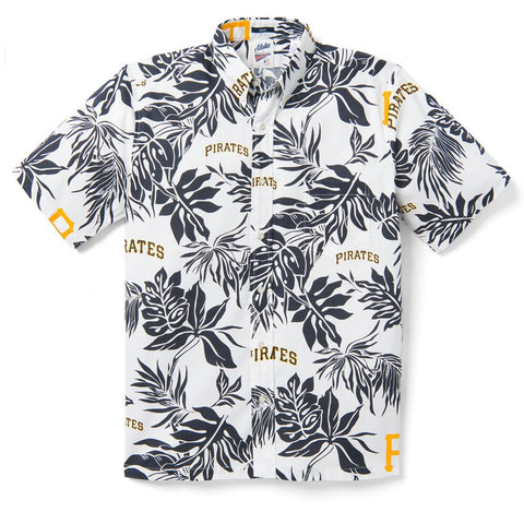 Pittsburgh Pirates 2020 Reyn Spooner Aloha Shirt