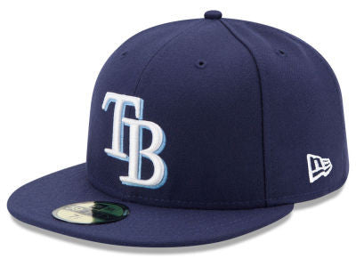 Tampa Bay Rays Authentic 59Fifty Game Cap