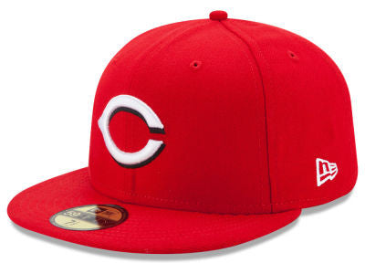 Cincinnati Reds Authentic 59Fifty Home Cap