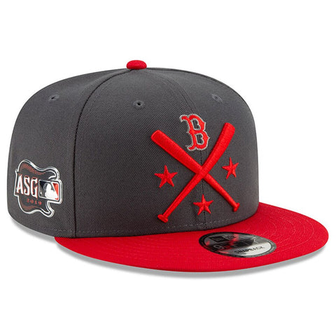 Boston Red Sox 2019 New Era 9FIFTY All-Star Game Workout Snapback Cap