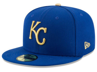 Kansas City Royals Authentic 59Fifty Alternate Game Cap