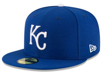 Kansas City Royals Authentic 59Fifty Game Cap