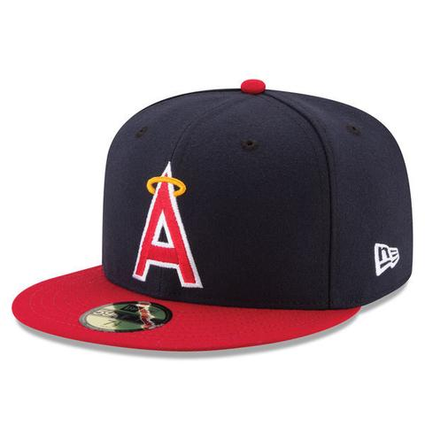 California Angels 1972-88 New Era Cooperstown Snapback Cap