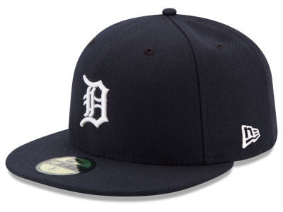 Detroit Tigers Authentic 59Fifty Home Game Cap