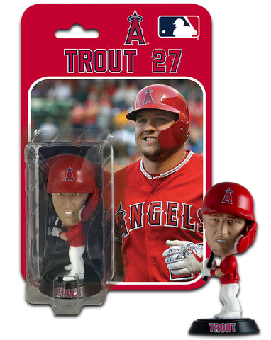 Los Angeles Angels Mike Trout Bobblehead