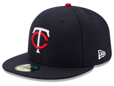 Minnesota Twins Authentic 59Fifty Game Cap