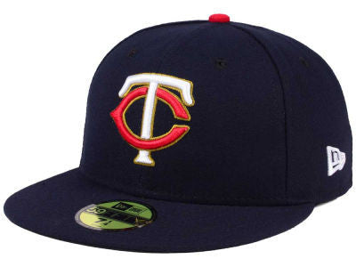 Minnesota Twins Authentic 59Fifty Alternate Navy Game Cap