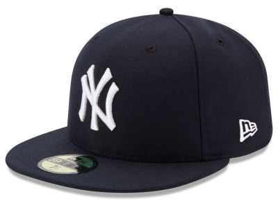 New York Yankees Authentic 59Fifty Game Cap