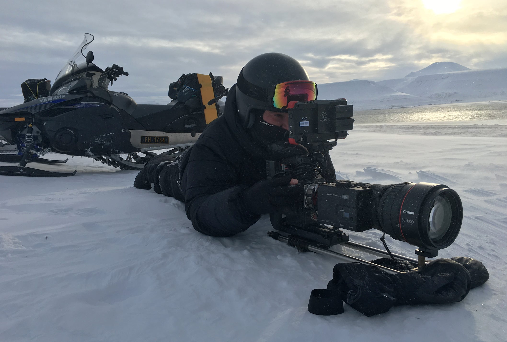 Ghost of the Arctic – PolarPro