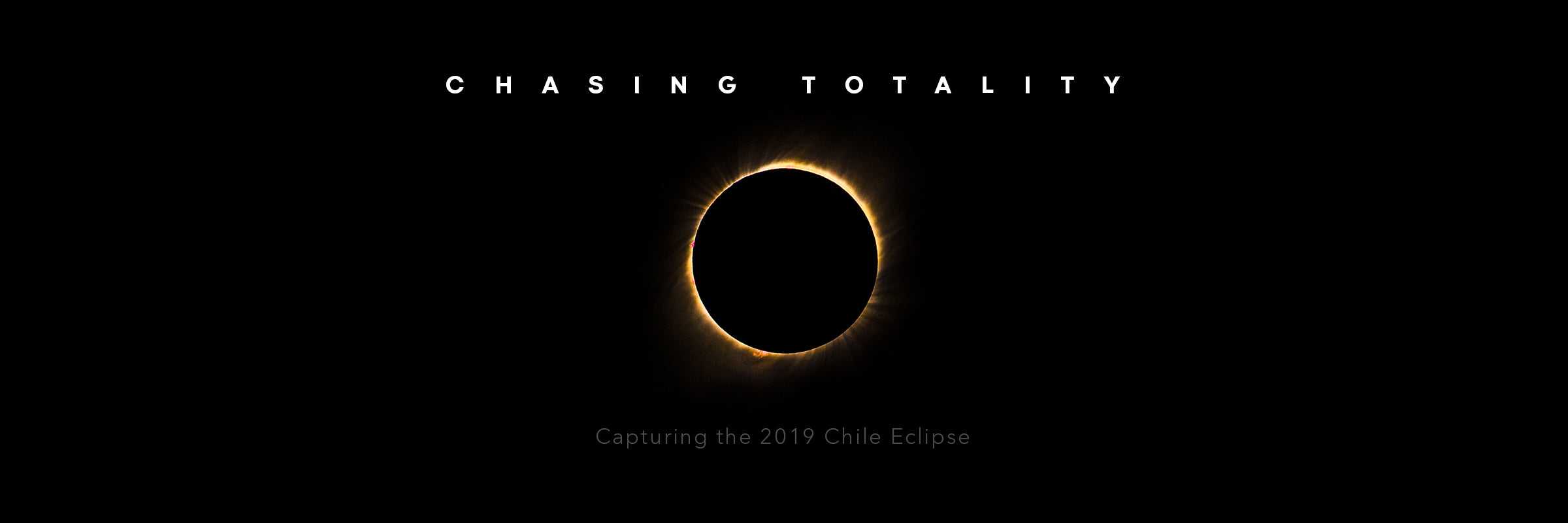 Chasing Totality Capturing The 2019 Chile Eclipse Polarpro