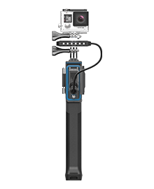 GoPro Waterproof Pole Light Charger