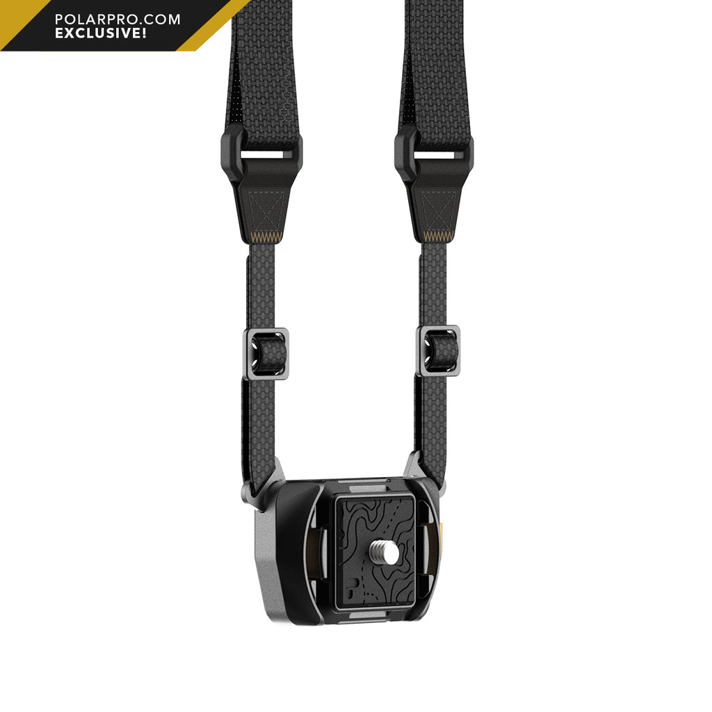 Belay | Quick-Release Camera Strap [0.75-inch]
