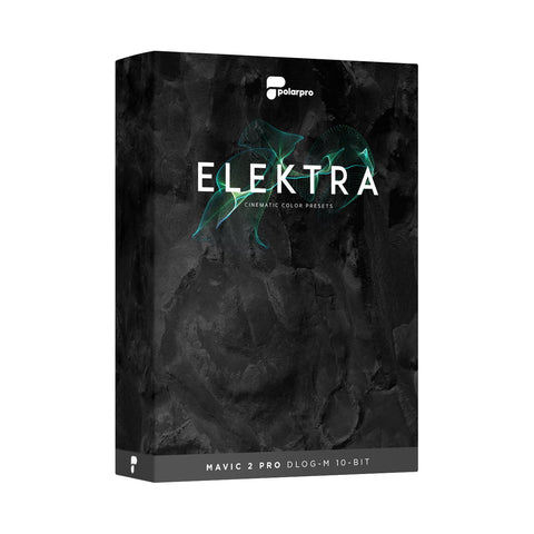 Elektra - Cinematic Color Presets <span>| Mavic 2 Pro Edition</span>