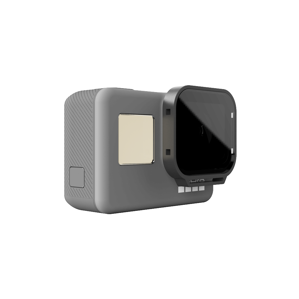 Filters for the GoPro Hero5 Black
