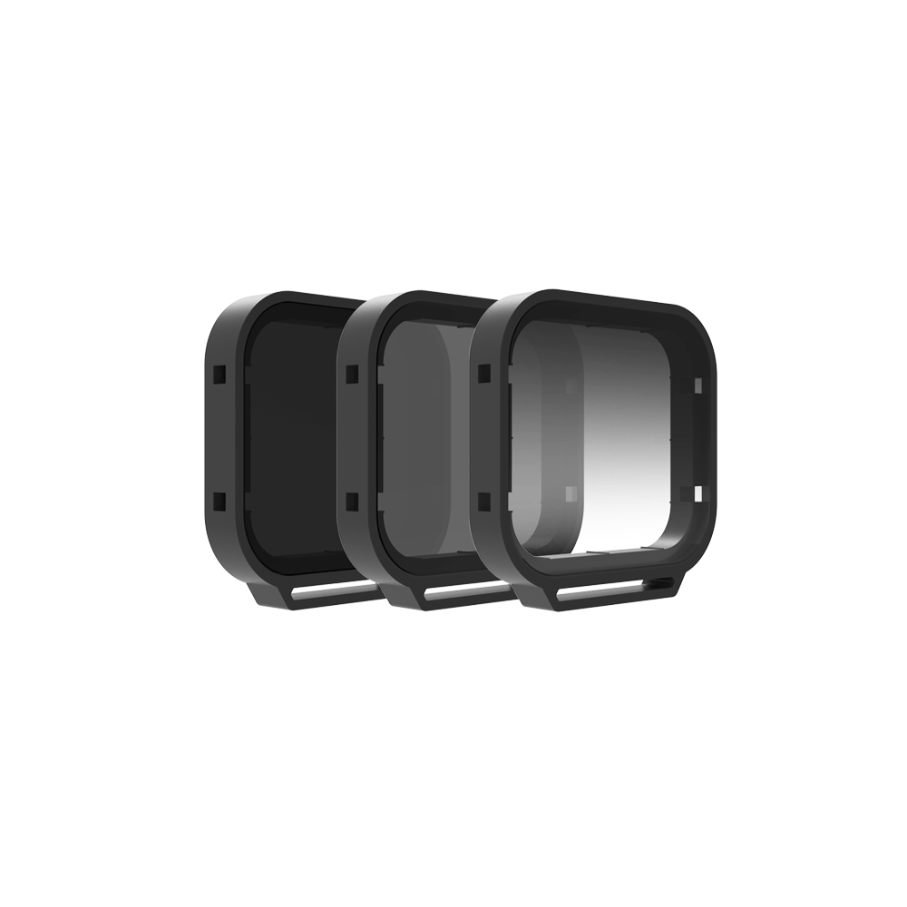 GoPro Hero5 Filters Venture 3-Pack