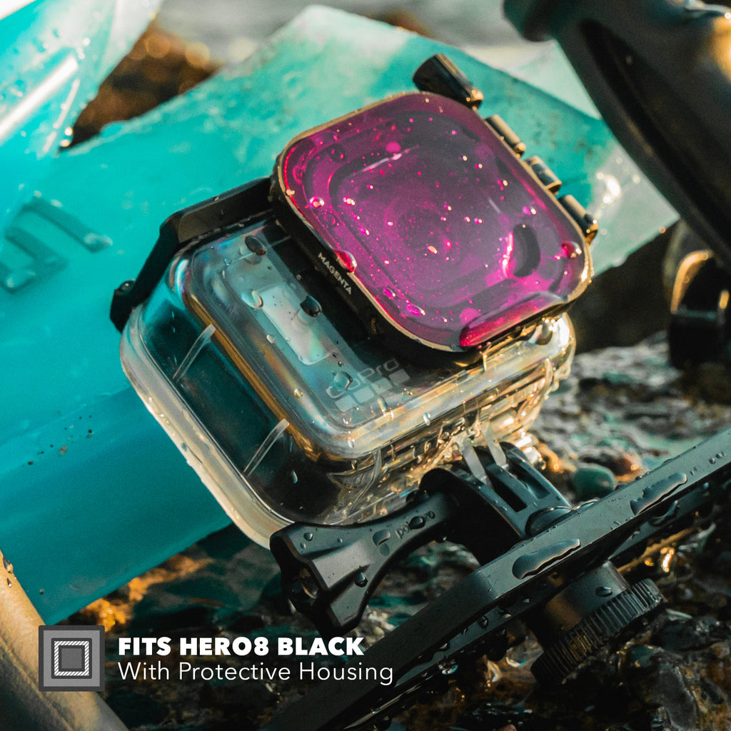 DiveMaster | HERO8 Black Protective Housing