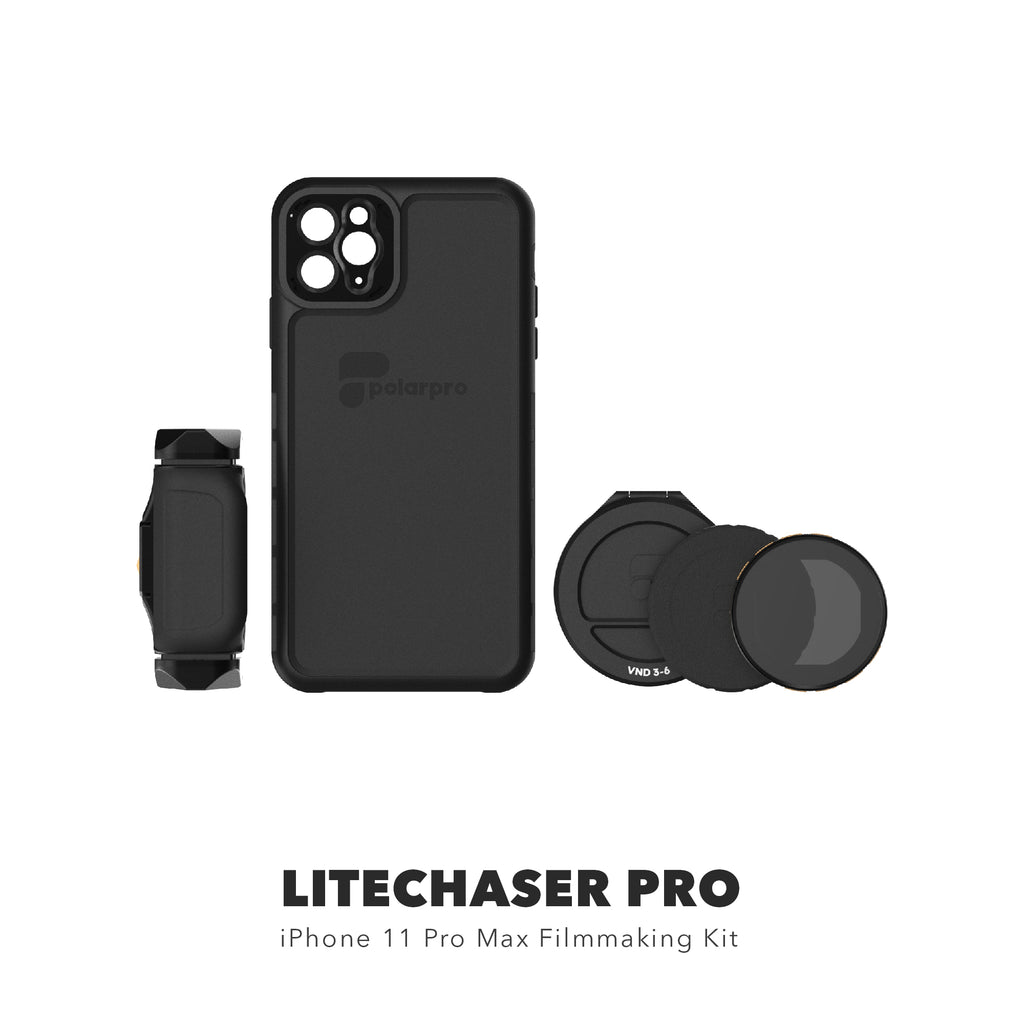 iPhone 11 Pro Max Filmmaking Kit