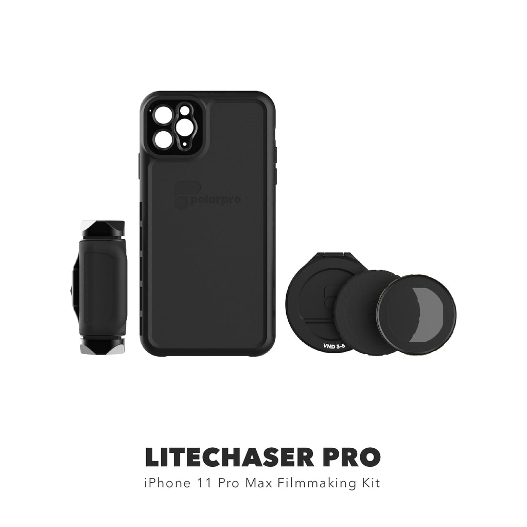 LiteChaser Pro | iPhone 11 Filter System