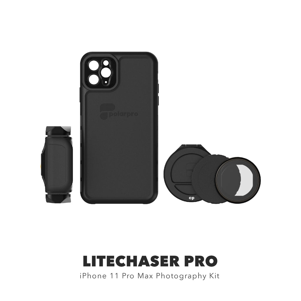 Litechaser Pro Iphone 11 Filter System Polarpro