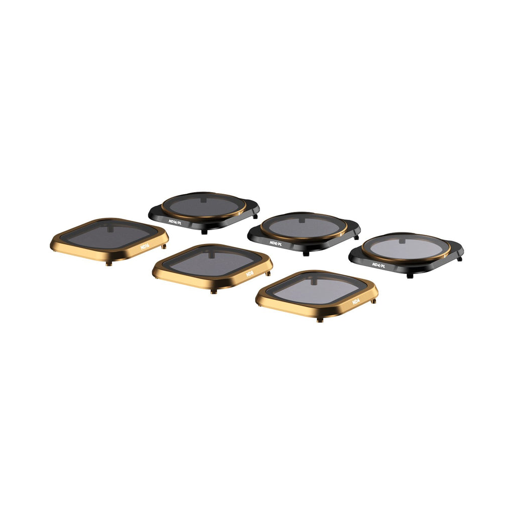Polarpro DJI Mavic Filters-cinema series 6er Pack