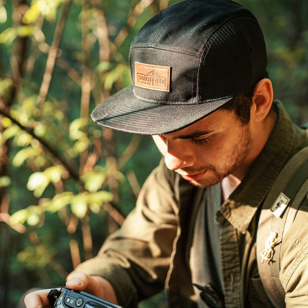 Pinnacle | 5-Panel Hat