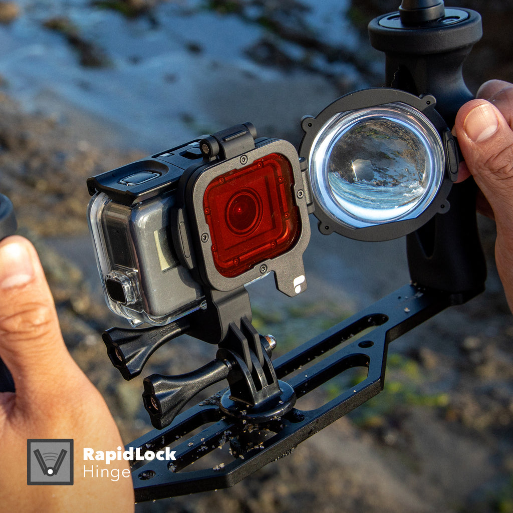 GoPro Diving Mounts