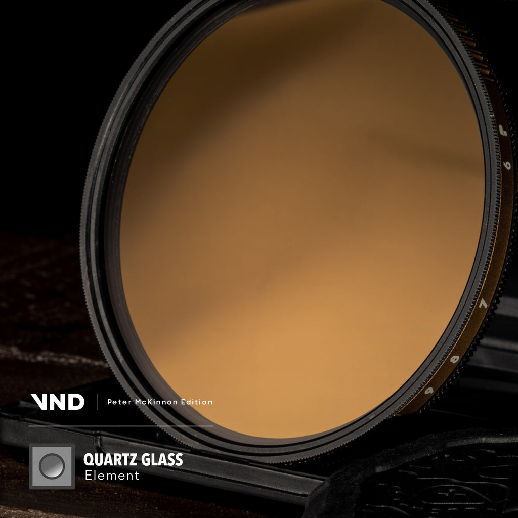 Variable ND Filter - <span>Peter McKinnon Edition</span>