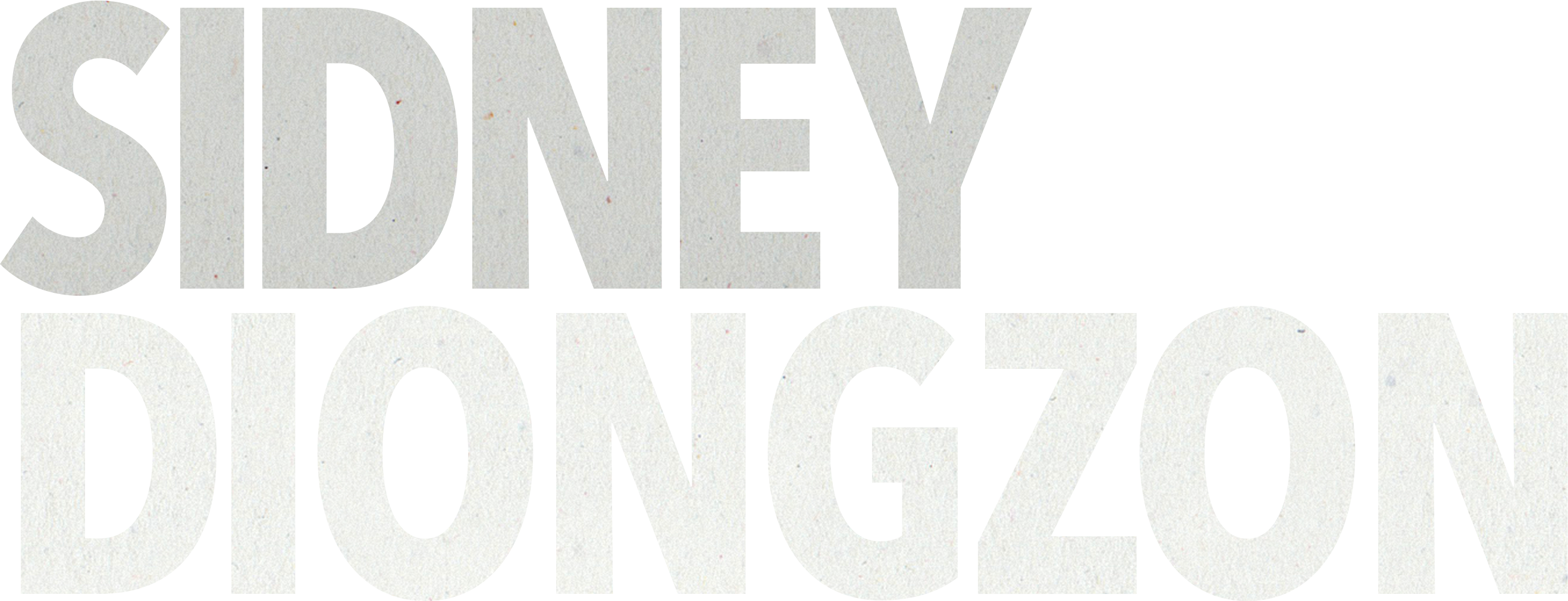 Sidney Diongzon