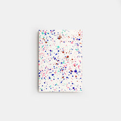 Splatter Journal - White