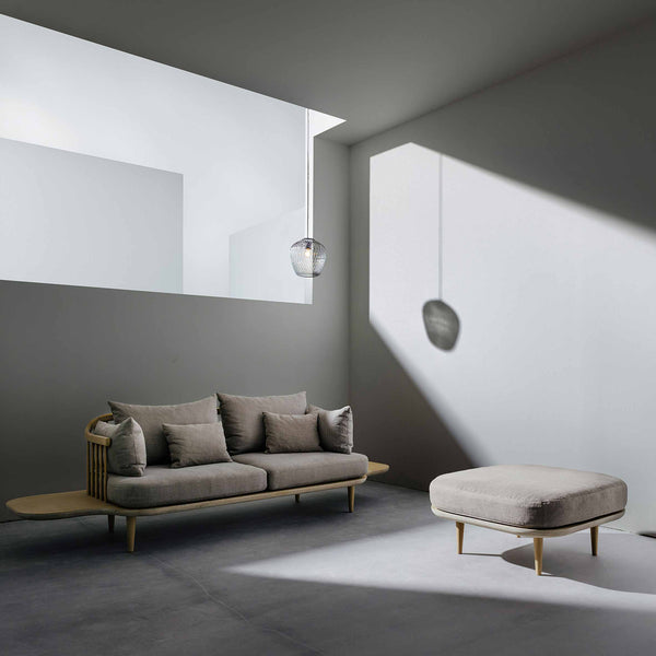 Fly Sofa with side tables - SC3 - Beige - Monologue London - 3